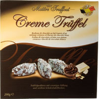 Truffes Cream 200g