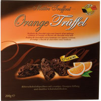 Truffes Orange 200g