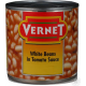Vernet Зрял боб с домати 425мл