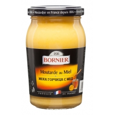 Bornier Мека горчица с мед 235 гр.