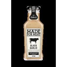 MADE FOR MEAT Сос Черен чесън 235 мл