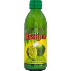 Realime Лимонов сок/зелени лимони/ 250мл.